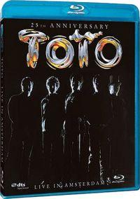 Cover Toto - 25th Anniversary - Live In Amsterdam [DVD]
